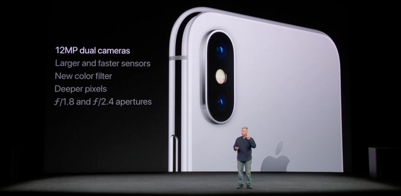 Iphone X Kamera