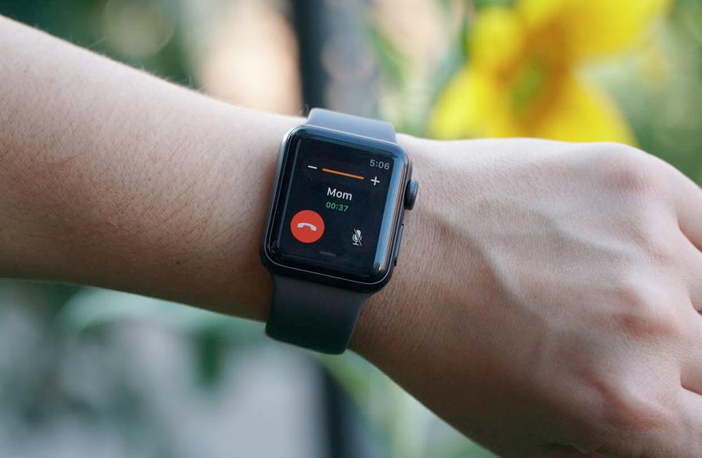 Mama Apple Watch