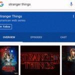 Neuer Feed Google Suche App