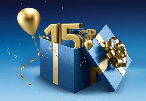 O2 15 Gb Geschenkt