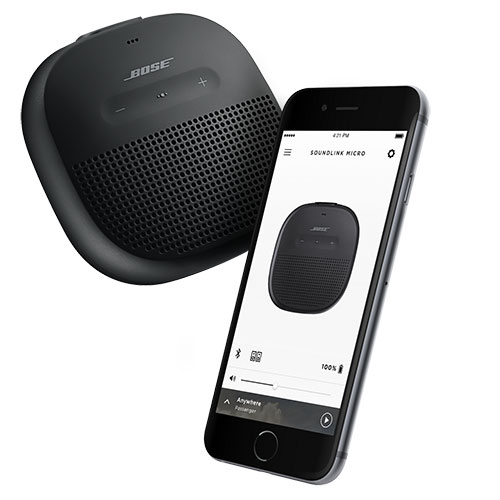 Soundlink Micro Iphone App