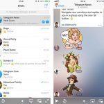 Telegaram Messenger Screenshots