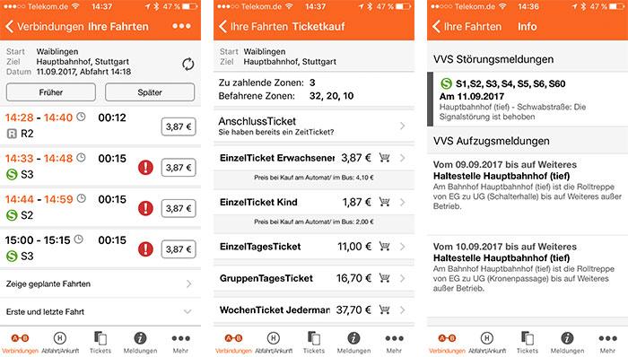 Vvs Stuttgart App