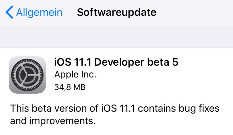 Beta5 Update