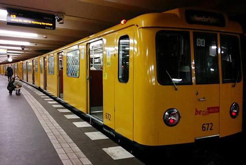 Bvg U Bahn