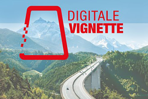 Digitale Vignette