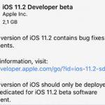 Ios 11 2 Beta 1