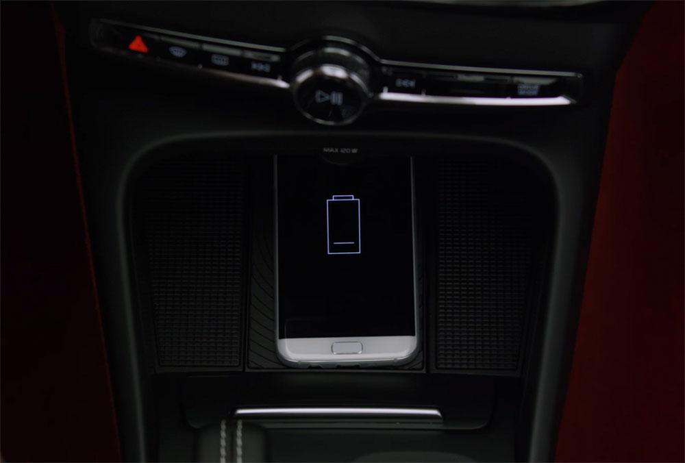 Qi Volvo