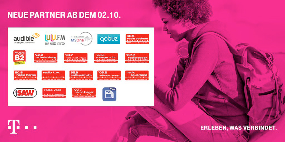 Telekom Streamon Neu