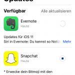 Updates Im App Store Laden Nicht