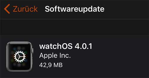 Watchos 4 0 1