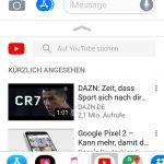 Youtube Imessage App