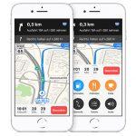 Apple Karten App Navigation