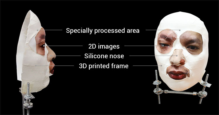 Face Id Maske