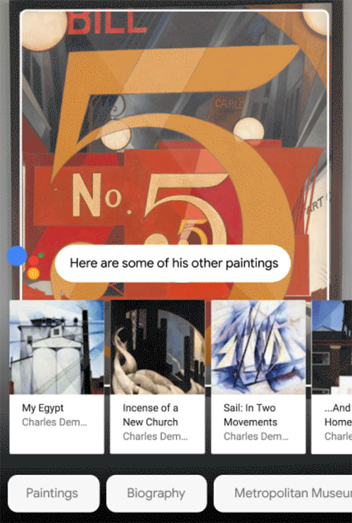 Google Lens Schlaue Bildanalyse Für Googles Siri Konkurrent