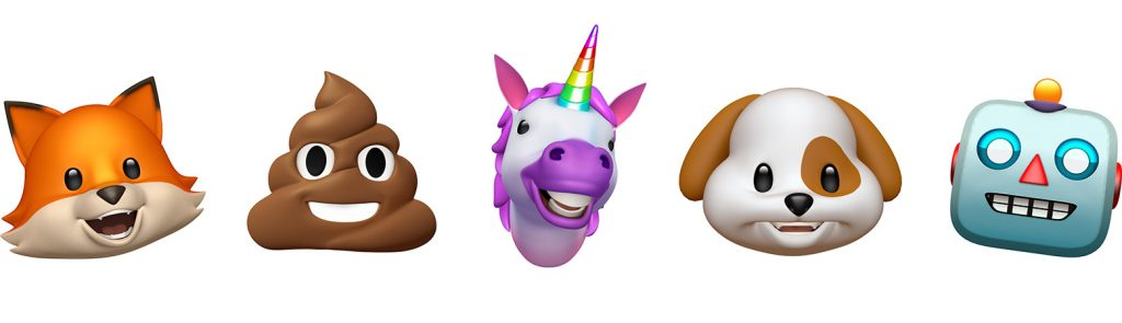 Ios11 Iphone X Animoji Hero