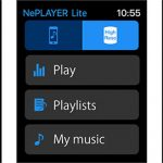 Neplayer Apple Watch