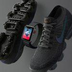 Nike Apple Watch Series 3 Sondermodell Midnight Fog