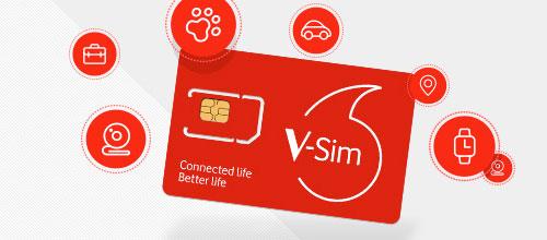 Vodafone Sim Karte Aktivieren.Vodafone V Sim Neue Sim Verwaltung Für Vernetzte Geräte Iphone