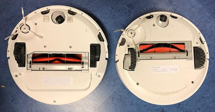 Xiaomie Vacuum Alt Vs Neu 3