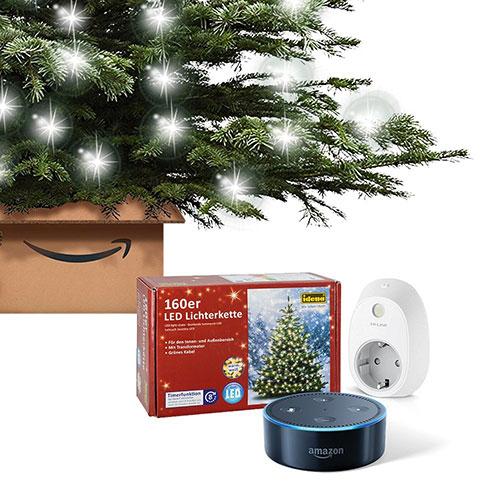 Amazon Weichnachts Bundle Mit Alexa