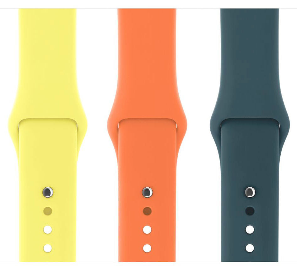 Apple Watch Farben
