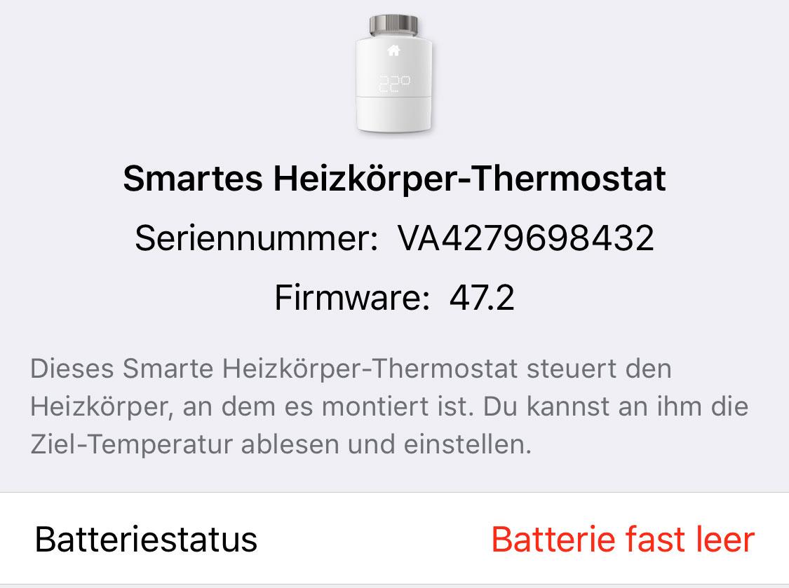 Batteriestatus