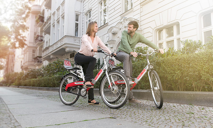 Call A Bike Fahrrad Berlin