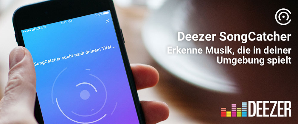 Deezer Shazam