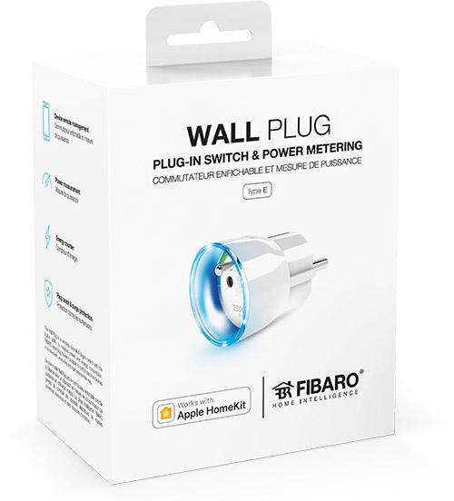 fibaro wall plug smarthome steckdose kommt als homekit version iphone. Black Bedroom Furniture Sets. Home Design Ideas