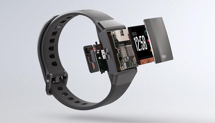 Fitbit Ionic Zerlegt