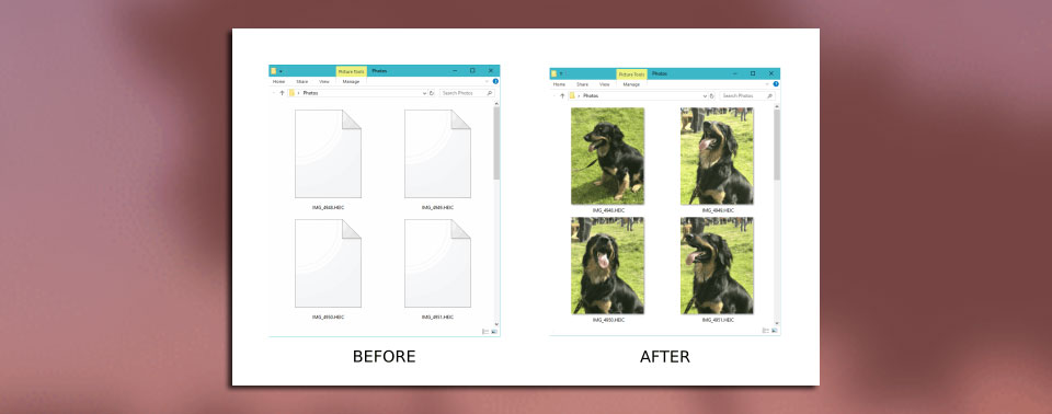 CopyTrans HEIC konvertiert High-Efficiency-Fotos unter