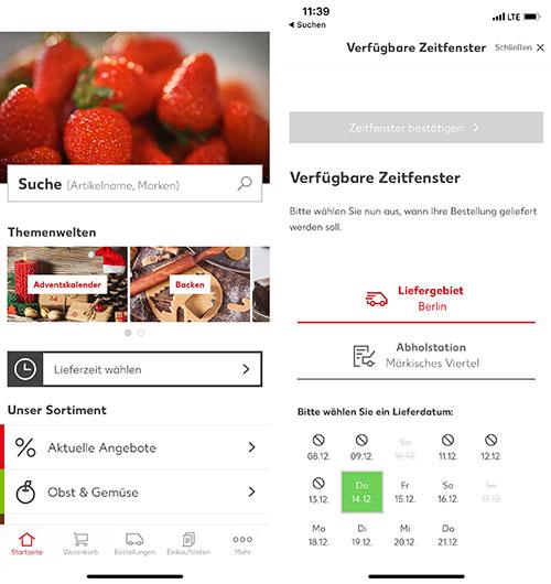 Kaufland Iphone Lieferservice