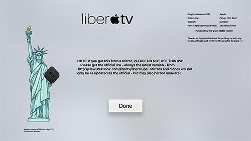 Libertv Jailbreak Apple Tv
