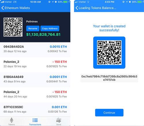 Myetherwallet App