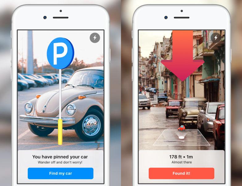 pindrive findet wieder zur ck freie arkit app mit mehrwert iphone. Black Bedroom Furniture Sets. Home Design Ideas