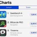 App Store Charts Januar 2018