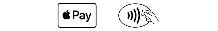 Apple Pay Kontaktlos Bezahlen Symbole
