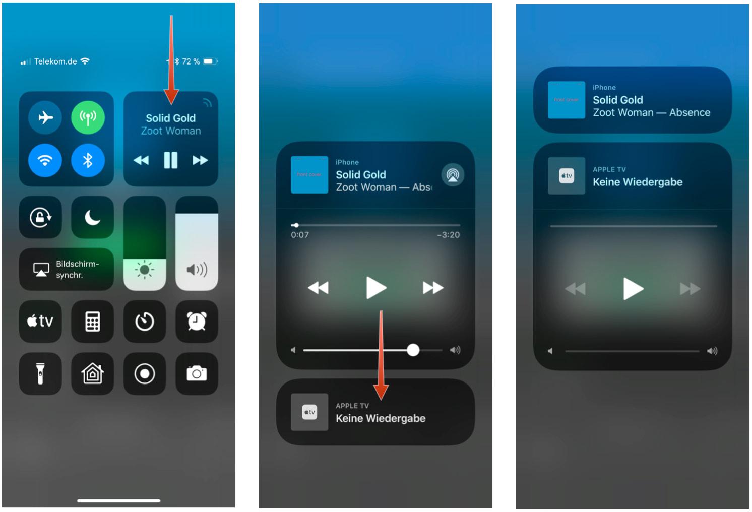 Apple Tv Widget