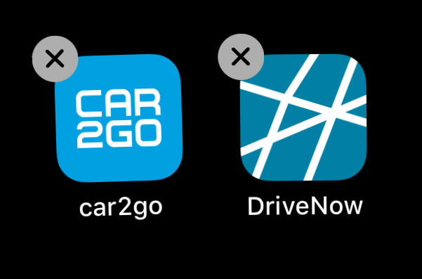 Car2go Drivenow