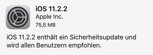 Ios 1122 Update
