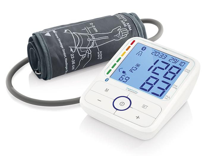 Lidl Blutdruckmessgeraet Iphone