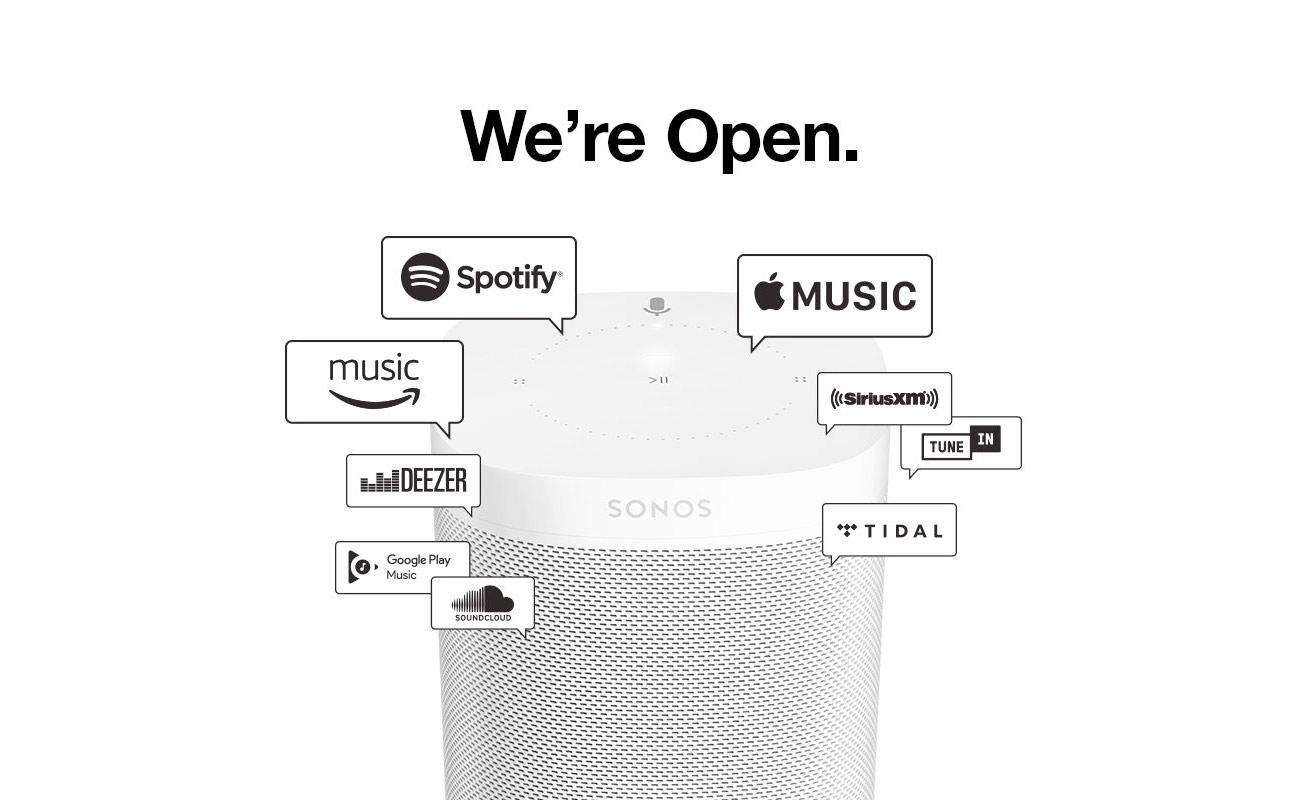 Open Sonos
