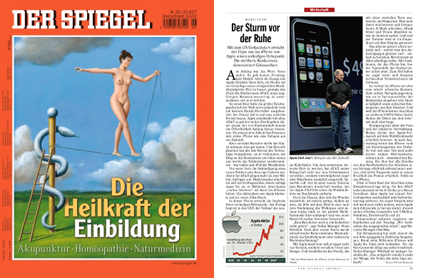 Spiegel Iphone