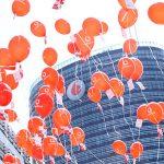 Vodafone Luftballons