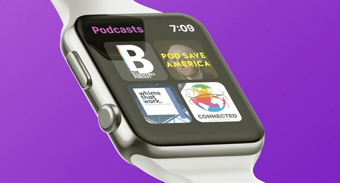 Watchos5 Podcast App