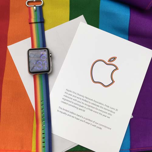 Apple Pride Watch Armband