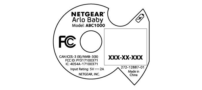 Arlo Baby Homekit Code
