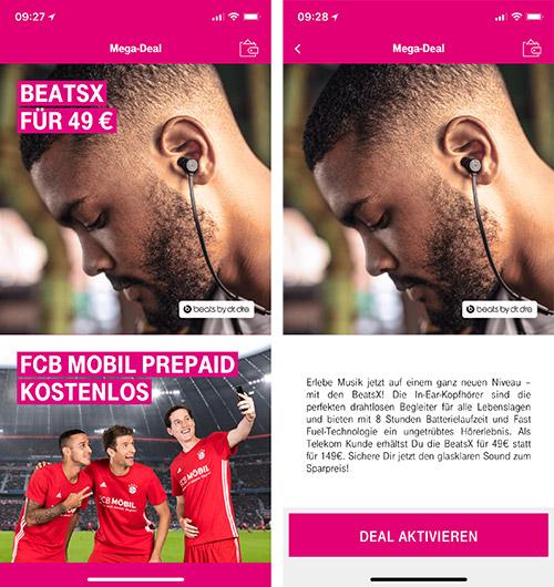 Beats X Telekom Megadeal