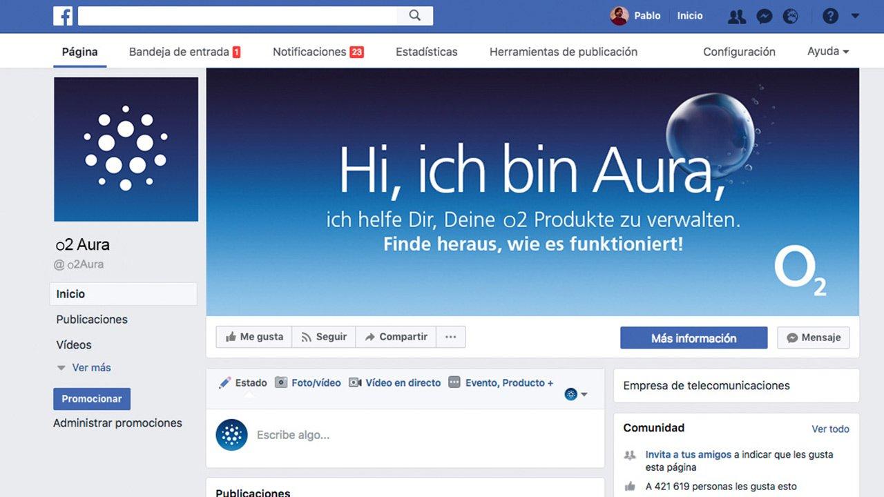 Facebook Aura